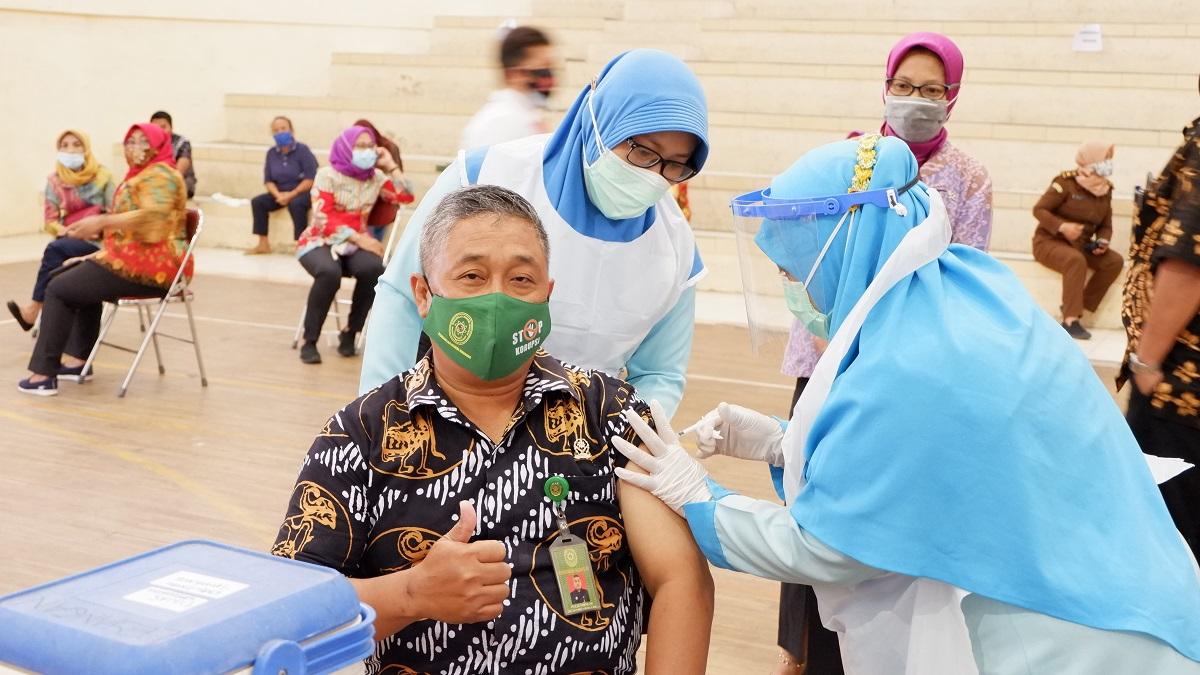 Vaksinasi Covid-19 Pengadilan Negeri Ungaran