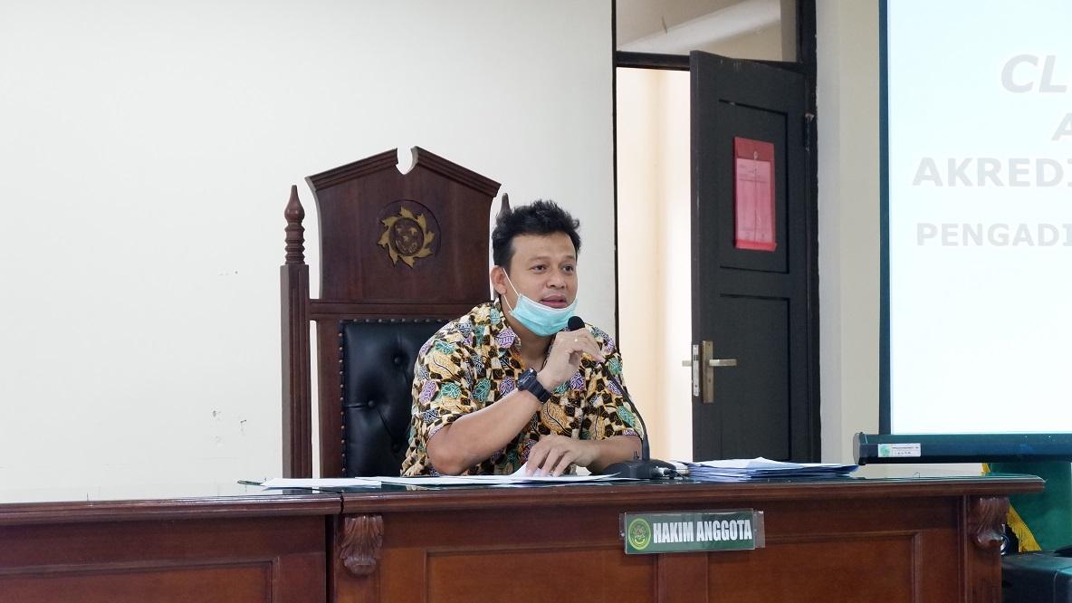 Closing Meeting Asesmen Internal APM Pengadilan Negeri Ungaran