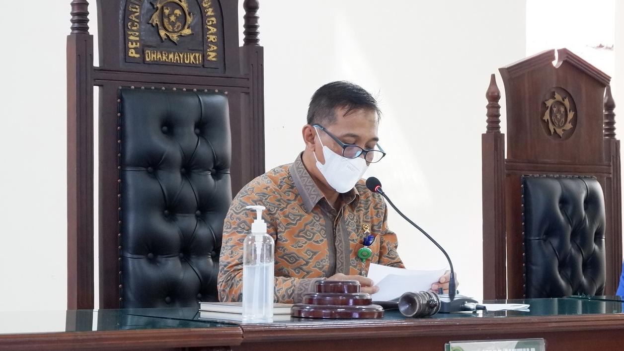 Pengadilan Negeri Ungaran Gelar Rapat Tinjauan Manajemen (RTM)