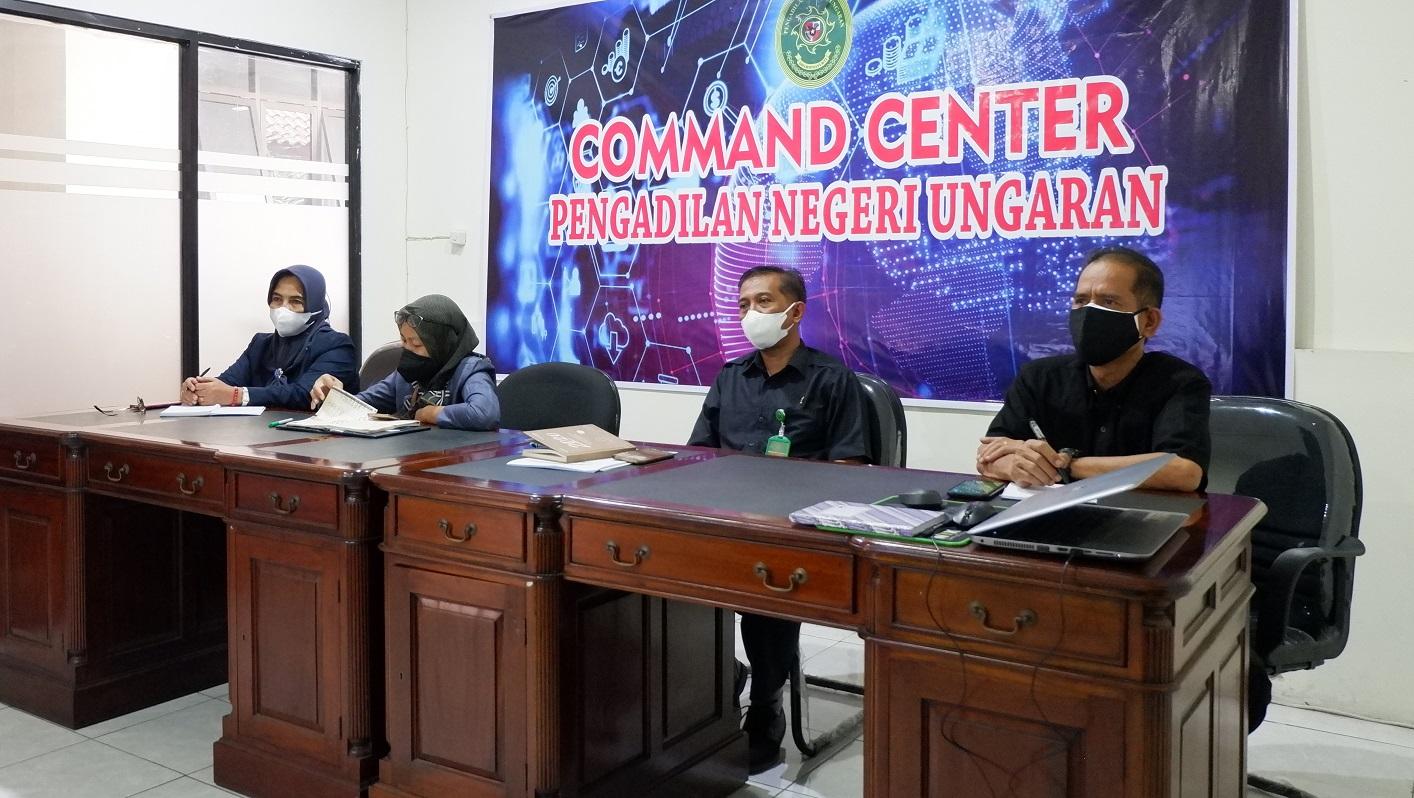 Sosialisasi Aplikasi Inovasi Pengadilan Tinggi Jawa Tengah