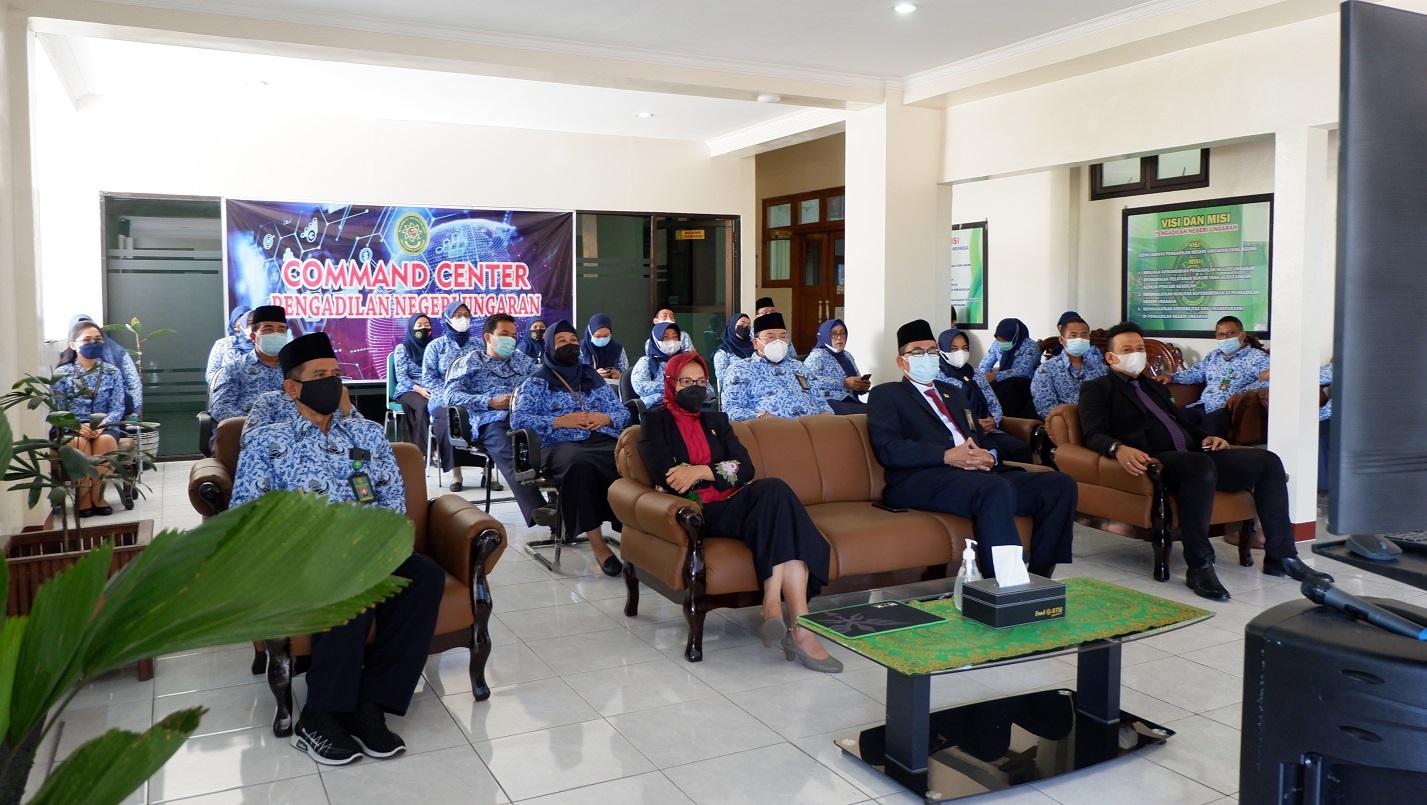 Peringatan HUT Kemerdekaan Republik Indonesia ke - 76