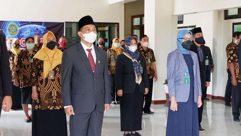 Peringatan HUT Mahkamah Agung Republik Indonesia ke - 76
